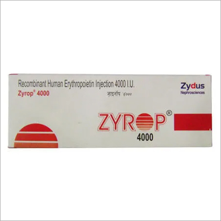 Zyrop 4000IU Injection