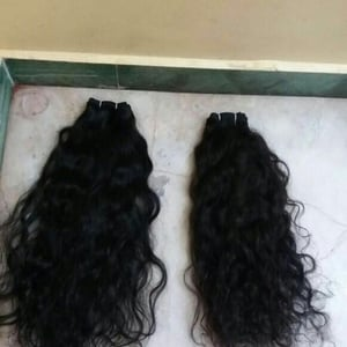 Deepest wavy hair