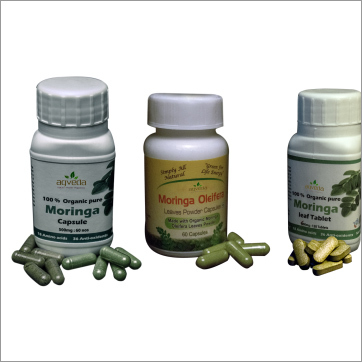 Moringa Health Supplements