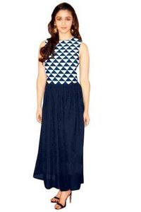 Trendy Designer Gown