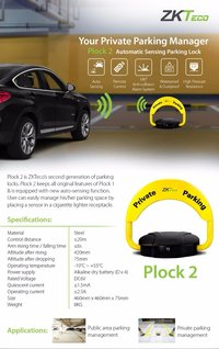 Private Parking Sensor