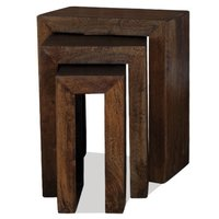 CUBIST NEST TABLES