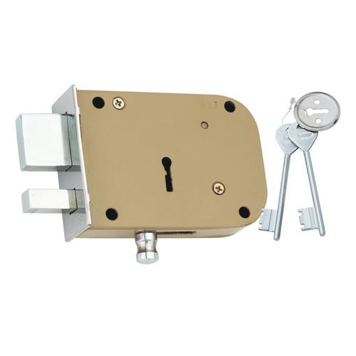 Side Steel Door Lock