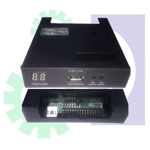 Floppy To USB Converter- 1.44MB / 720 KB Type F
