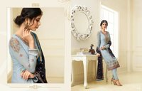 Georgette Suits With Koti