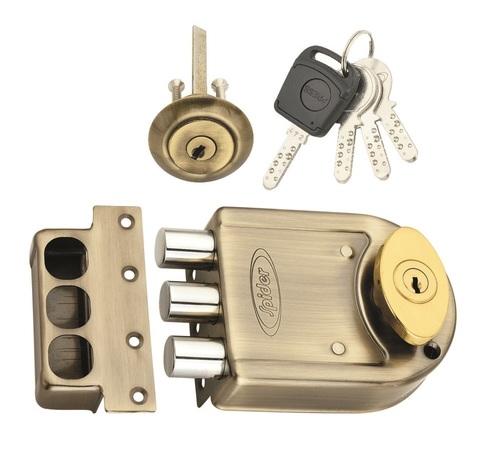 Tri Bolt Door Lock