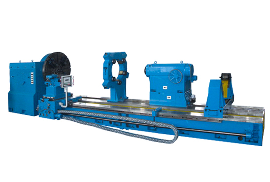 Heavy duty Lathe Machine For Metal Working C61125 with max.weight of workpiece 16t
