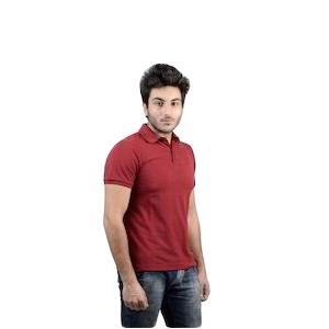 Plain Polo Neck T shirts