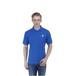 Royal Blue Corporate Uniform Polo T-shirt