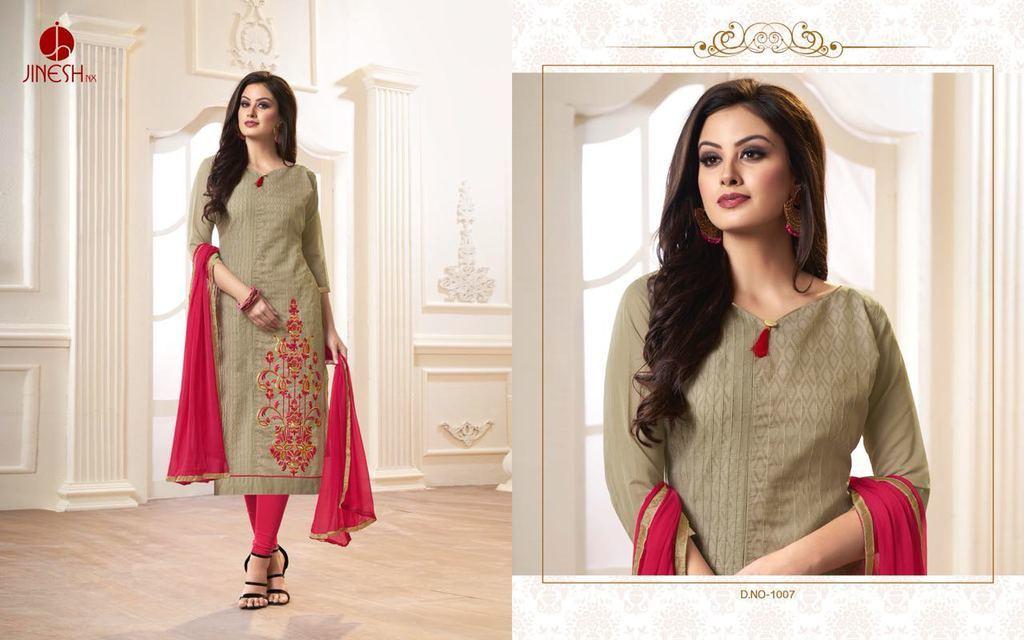 Beautiful Cotton Ladies Suits