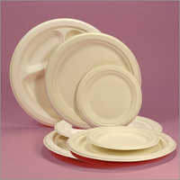 Biodegradable Plates