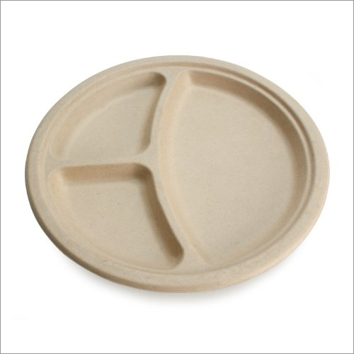Compostable Biodegradable Plates