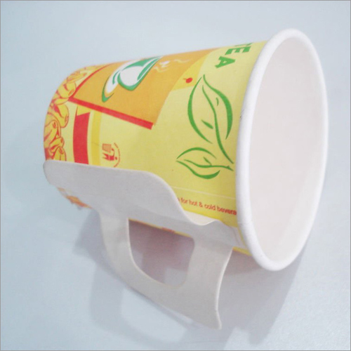 Eco Paper Cup With Handle
