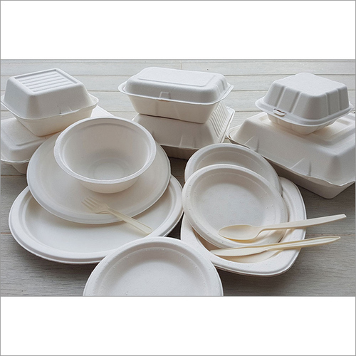 Compostable Cutlery Set