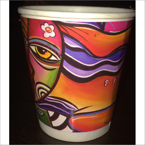 Printed Wall Paper Cup