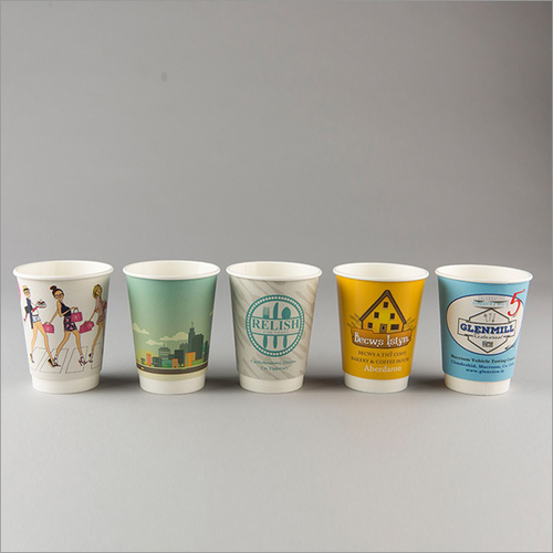 Customized Printed paper  Cup