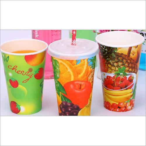 Juice Paper Cup