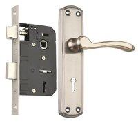 SS Mortice KY Lock Set