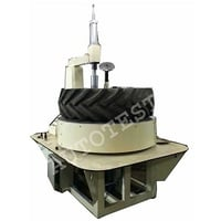 Tractor Tyre Mounting Machine