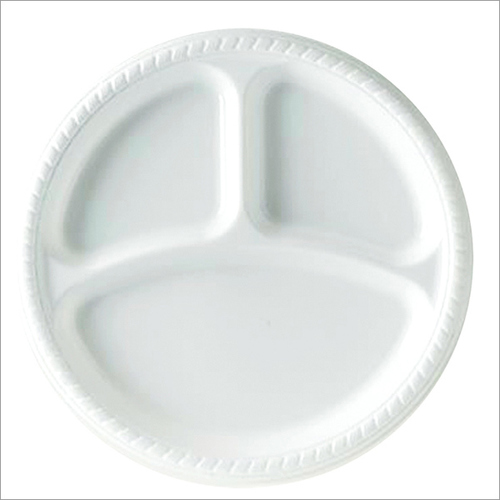 Disposable  Plastic Plates