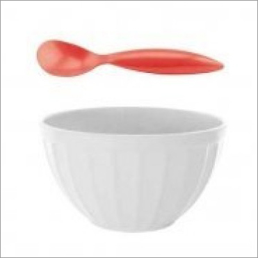 Disposable  Plastic Ice Cream Bowl