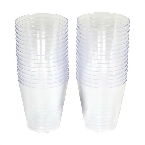 Disposable  Plastic Glasses