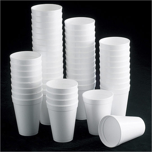 Disposable  Thermocol Glasses