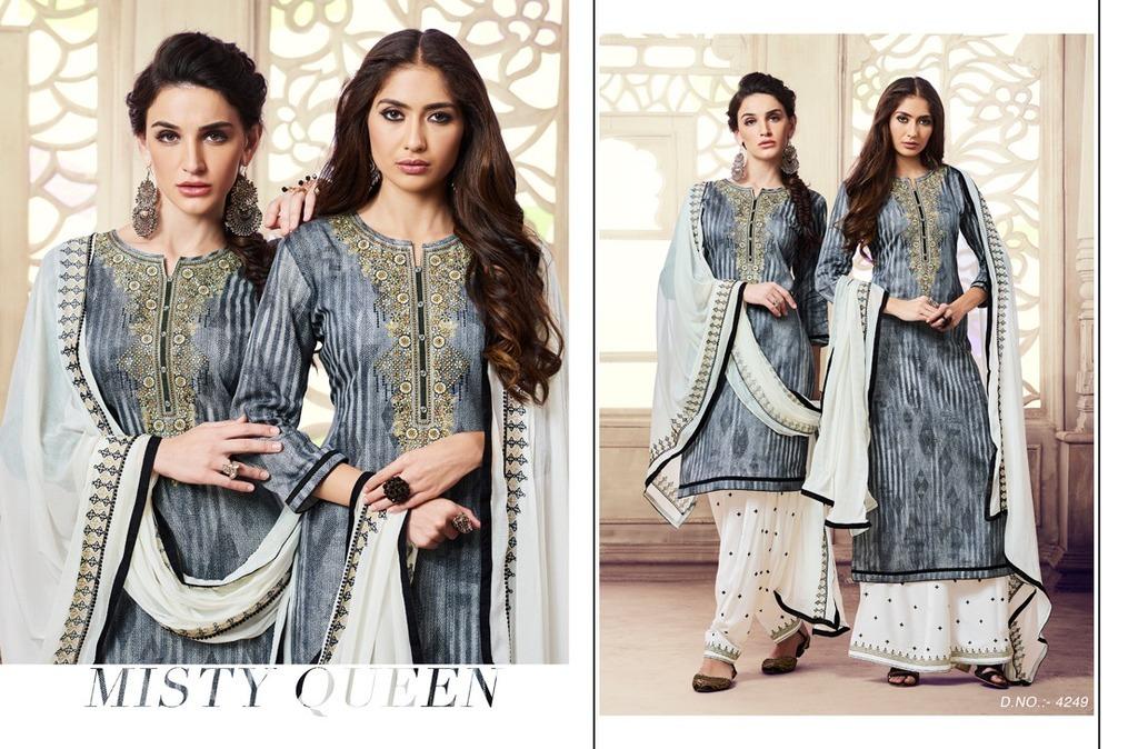 Indian Cotton Printed Designer Suits