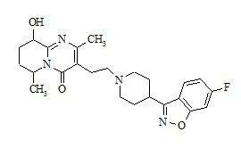 Paliperidone Impurity M (Mixture od Diastereomers)