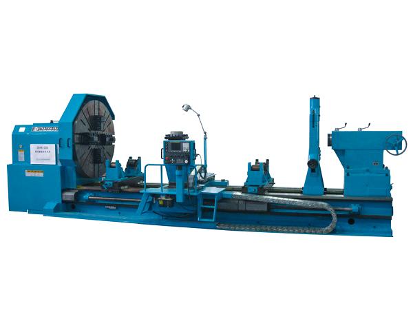 High Automatic Large Spindle Bore Lathe heavy duty lathe machine