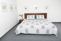 Block Print Cotton Bedsheets