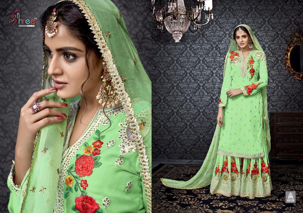 Fancy Anarkali  Designer Suit