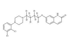 Dehydro Aripiprazole-d8