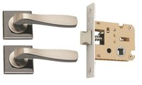 Zinc Mortice Concealed Latch Lock
