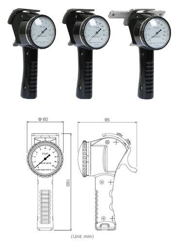 Mechanical Tension Meter T1 Series