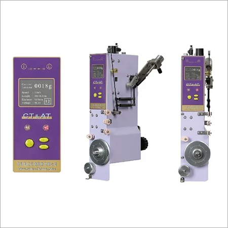 DSV-HCF Series Hi Speed Closed Loop Servo Tensioner With LCD Display