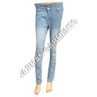 Blue Ladies Jeans