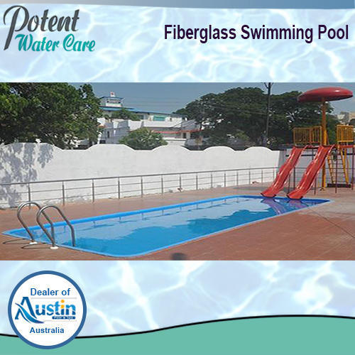 Fiberglass Swimming Pool
