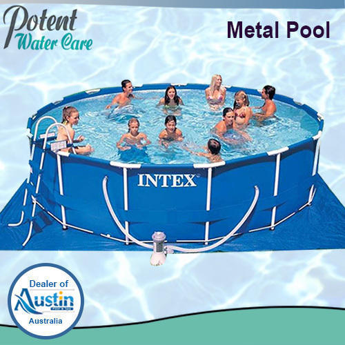 Metal Swimming Pool
