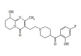Paliperidone hydroxy benzoyl analog