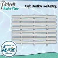 Anglo Overflow Pool Grating