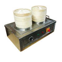 Electric Momo Steamer