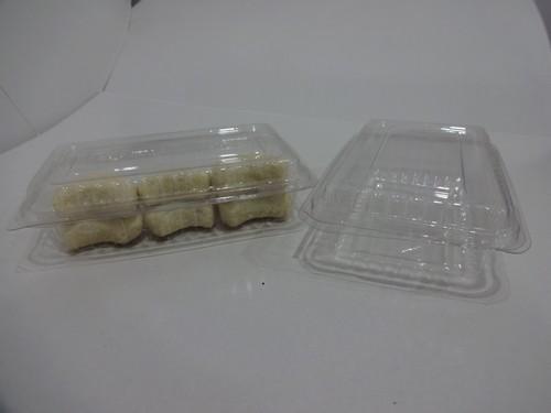 H1 - Clear Plastic Box
