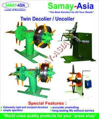 Decoiler Machinery