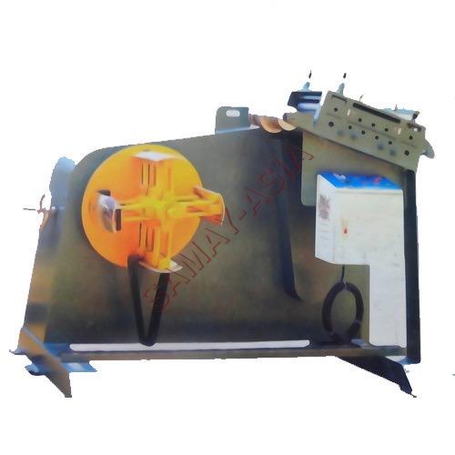 Uncoiler Straightener Machine