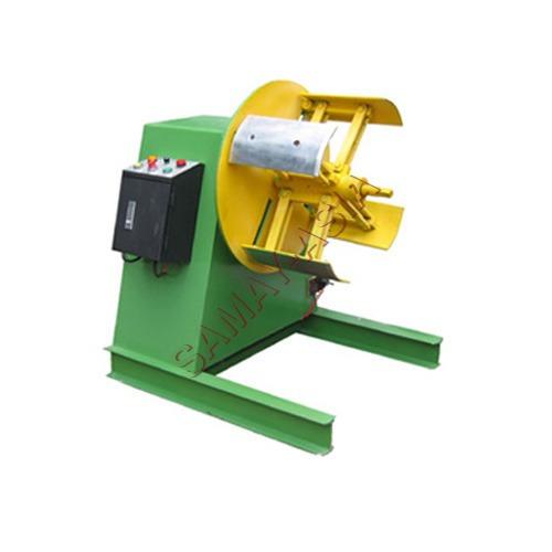 Recoiler Machine