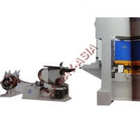 Twin Decoiler Feeder