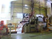 Heavy Duty Cut To Length Line Sheet Machine