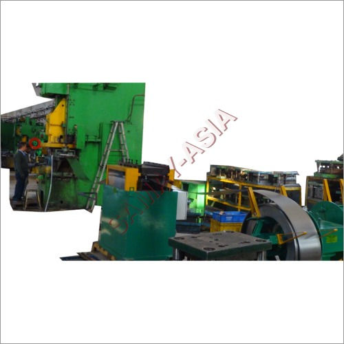 Linear Feeder Machine