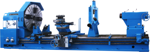 High Accuracy Metal Processing Large Lathe cnc heavy duty lathe with max.weight of workpiece 16t